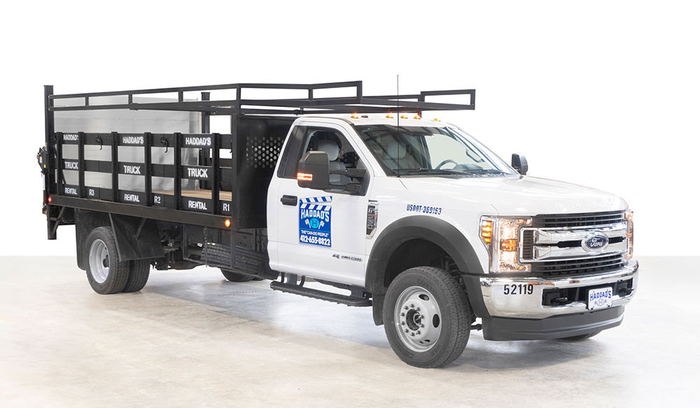 14' Stakebed Truck